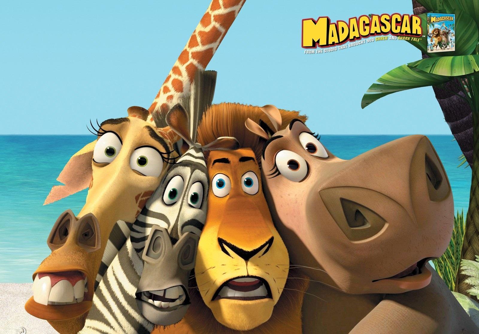 madagascar 3 movie characters - photo #19