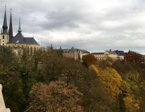 Autumn in Luxembourg - a gentile city in the heart of Europe