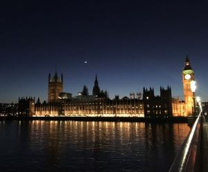 New moon over a EU-frenzied Westminster