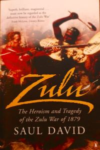 "Book of the month ""Zulu"" by Saul David"