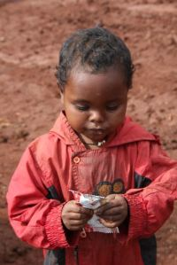 Improving solutions for severe malnutrition is one of the goals of CIFF
