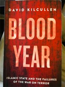 My book of the month - Blood Year by David Macullen