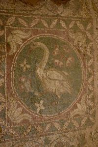Roman mosaic from Cyprus